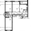 Продается квартира 3-ком 94.15 м² Уральская улица 4, метро Василеостровская