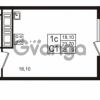 Продается квартира 1-ком 23.7 м² проспект Строителей 1, метро Улица Дыбенко