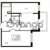 Продается квартира 1-ком 45.5 м² проспект Строителей 1, метро Улица Дыбенко