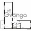 Продается квартира 2-ком 58.15 м² проспект Строителей 1, метро Улица Дыбенко