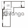 Продается квартира 2-ком 69.2 м² проспект Строителей 1, метро Улица Дыбенко