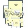 Продается квартира 2-ком 58.58 м² Дунайский проспект 7, метро Звёздная