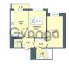 Продается квартира 2-ком 61.25 м² Дунайский проспект 7, метро Звёздная