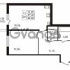 Продается квартира 1-ком 47.3 м² улица Пионерстроя 27, метро Проспект Ветеранов