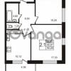 Продается квартира 2-ком 48.97 м² Советский проспект 42, метро Рыбацкое