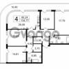 Продается квартира 4-ком 134.77 м² Новгородская улица 17, метро Чернышевская
