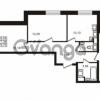 Продается квартира 3-ком 77.39 м² улица Катерников 1, метро Проспект Ветеранов