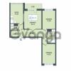 Продается квартира 3-ком 85.31 м² Дунайский проспект 7, метро Звёздная