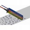 Антистатическое оборудование для снятия статики с пленки, бумаги