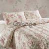 Купить покрывало на двуспальную кровать, Eponj Home Care розовое 200*220