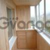 Обшивка балкона, лоджии ремонт. Вынос балконов с установкой
