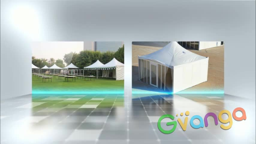 Tents and Marquees Rentals in UAE
