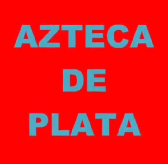 El azteca de plata para tu fiesta o evento