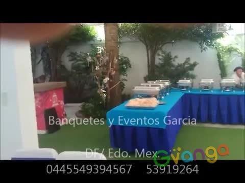 Cenas Formales. Banquetes Economicos. Fiestas.