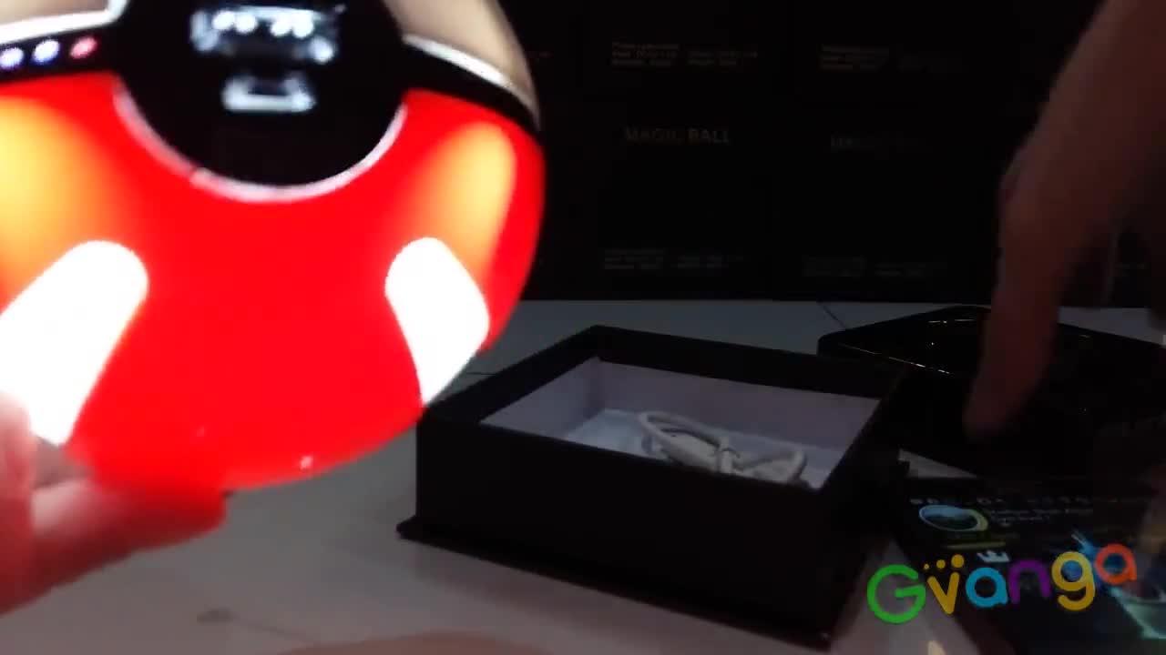 Зарядное устройство в виде Покебола