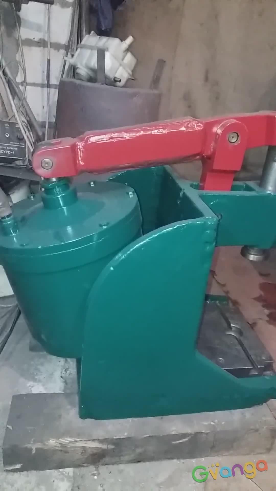 Пресс настольный пневматический усилие 10 тонн