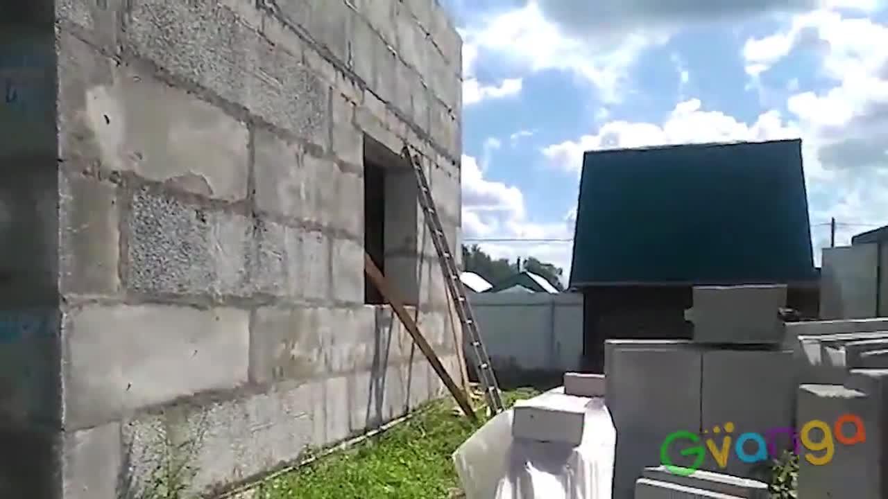 Полистиролбетон лёгкий ячеистый бетон
